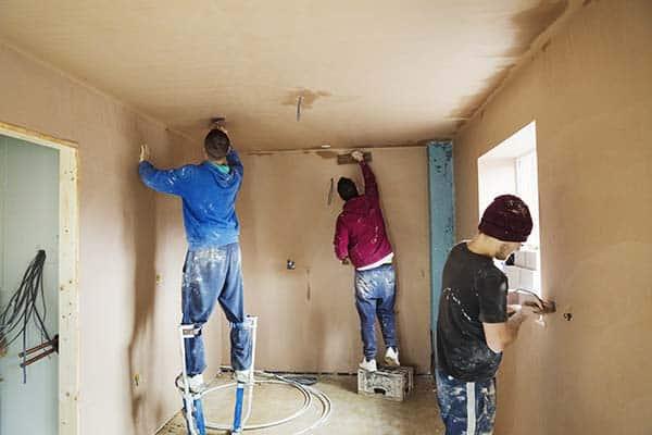 7. Alisar paredes paso a paso