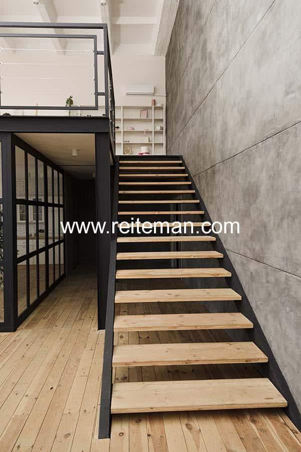 Aprovechar espacios de casas con escaleras