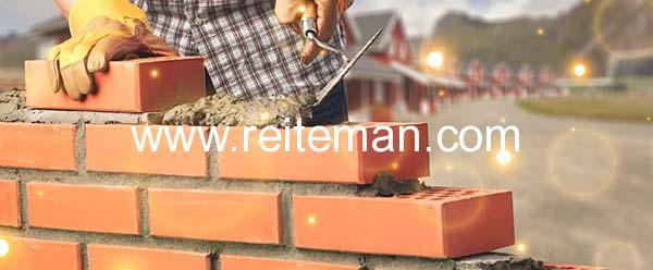 pasos para construir una pared desde 0