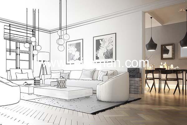 Reglas para el diseño interior de tu casa