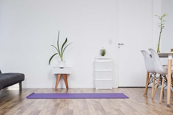 ¿Cómo distribuir los espacios en una casa rectangular?