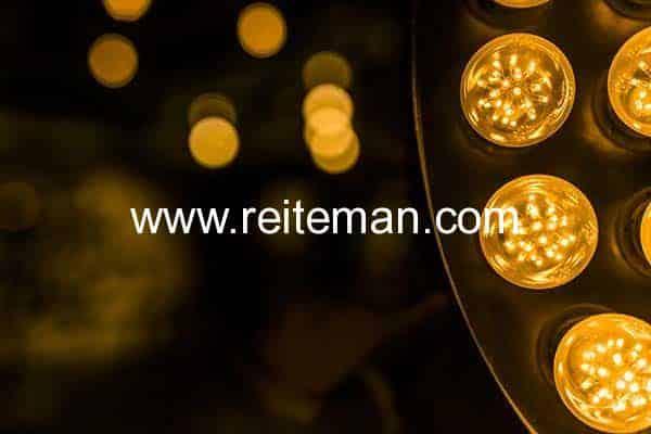 Lámparas luz led