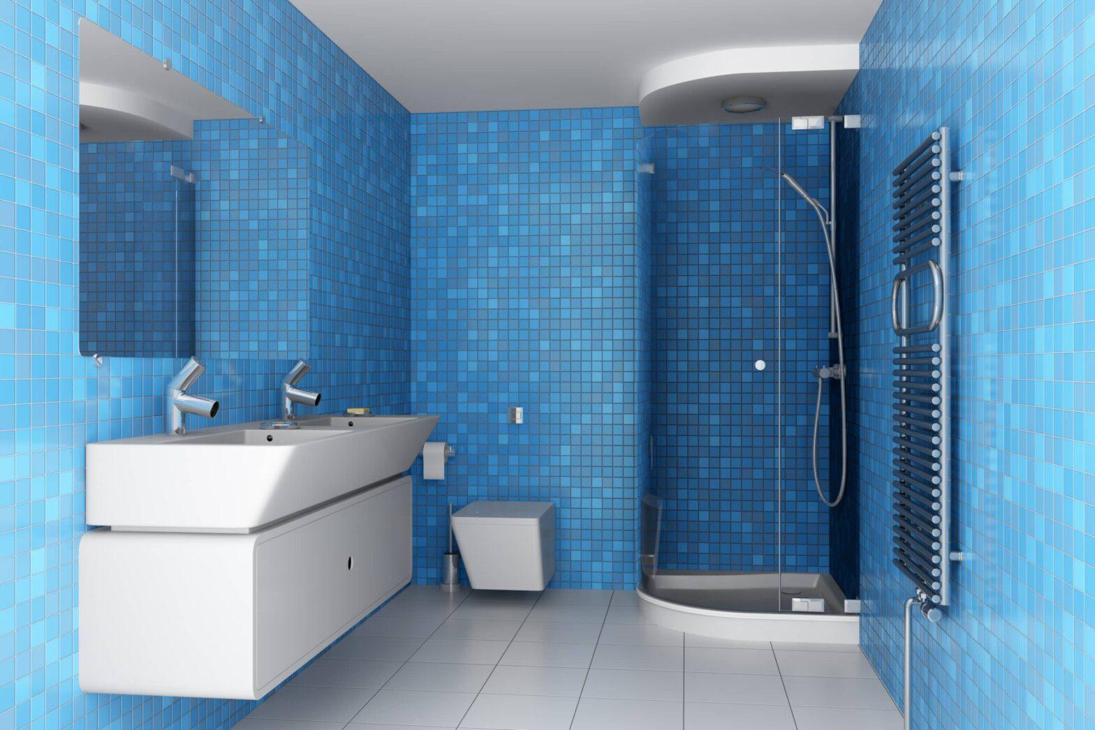 gresite para baños