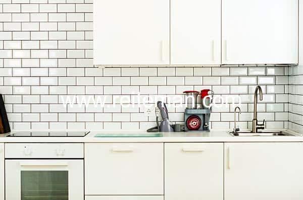 Pintar azulejos cocinas