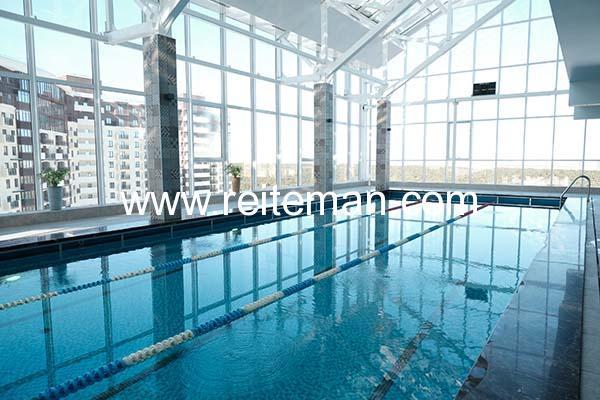 ¿Cómo hacer una piscina climatizada?