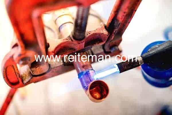 tuberías de cobre o multicapa