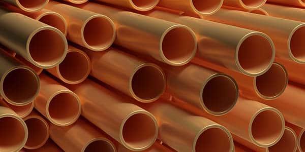 Precio tubos de cobre