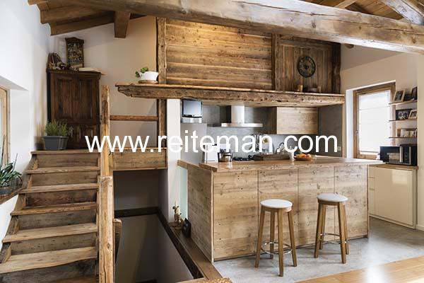 rehabilitación de estructuras de madera