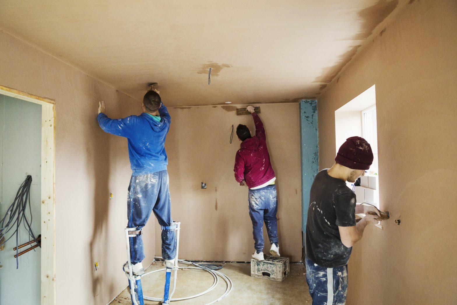 precio alisar paredes
