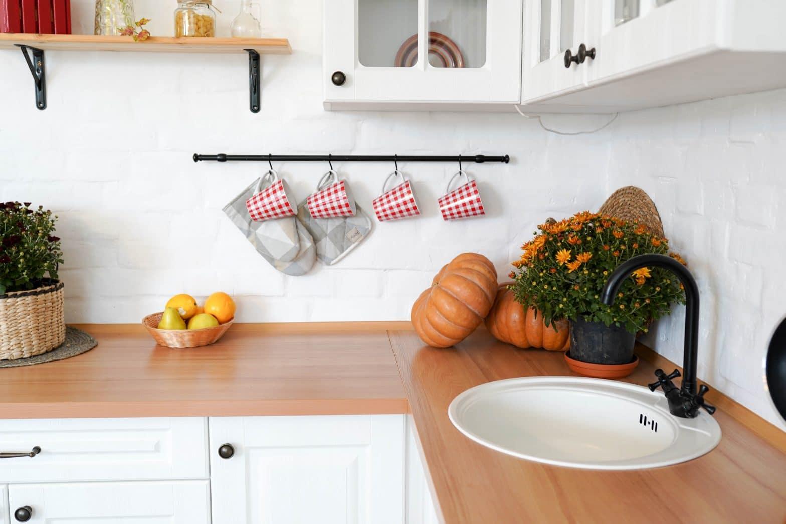 Reforma de cocina de 13 m2