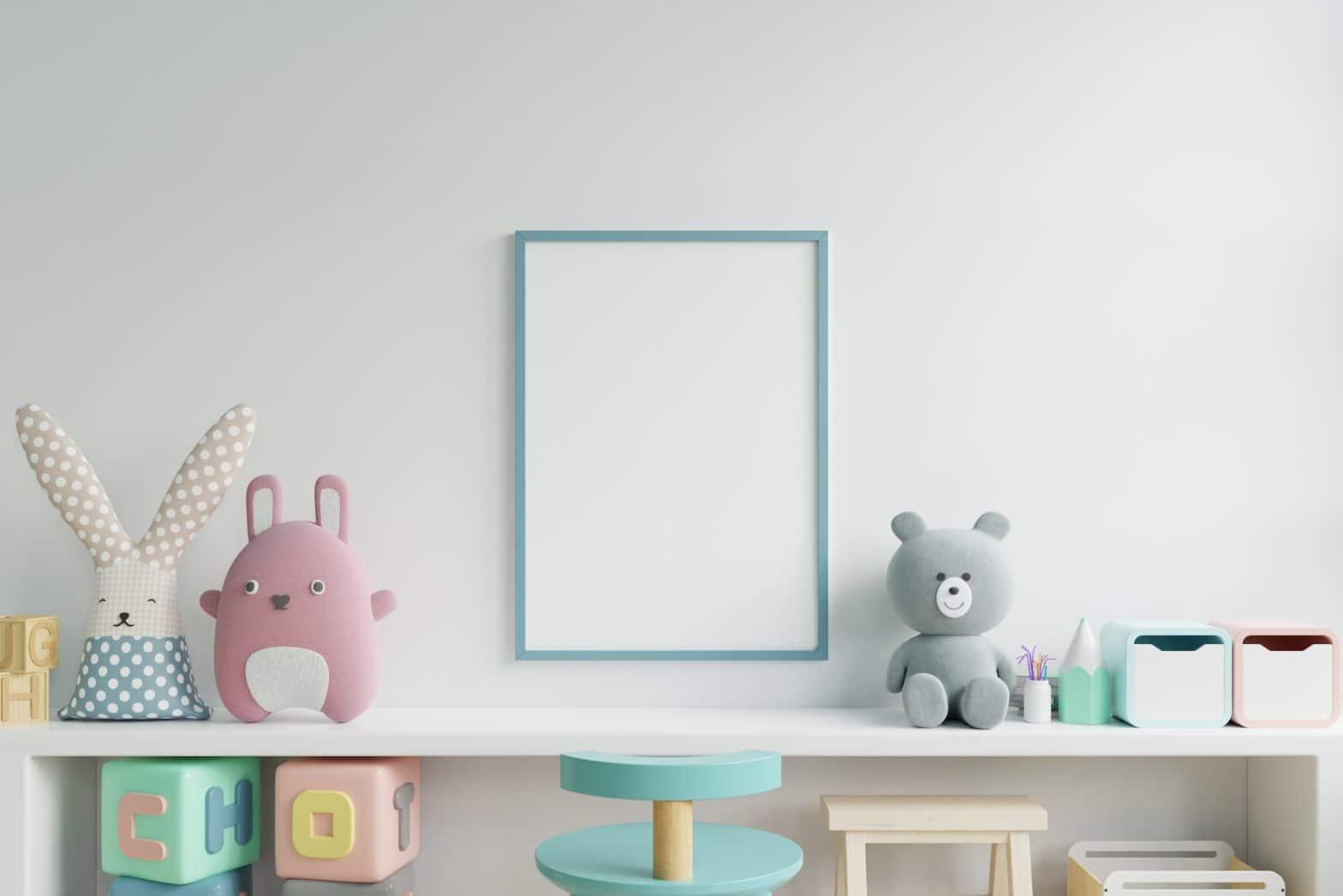 Consejos para decorar habitación infantil