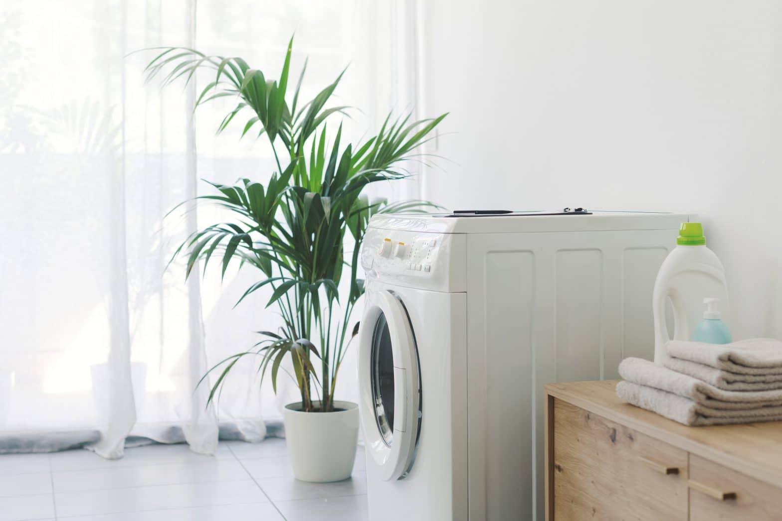 5 ideas para conseguir un lavadero funcional